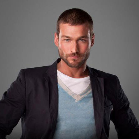 Be Here Now: Andy Whitfield'ın Hikayesi